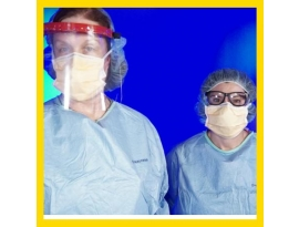 Ill-fitting PPE contributes to added stress for women physicians