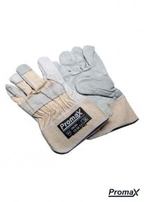 Chrome Canadian Leather Gloves