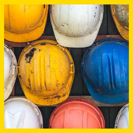 HARD HAT RECYCLING SCHEME GOES FROM STRENGTH TO STRENGTH
