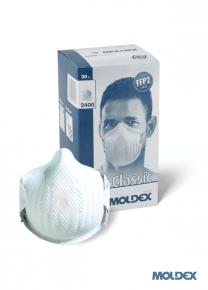 Moldex Classic FFP2 Non Valved Mask