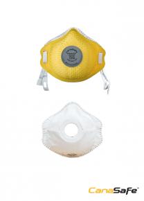 iNNovAir™ FFP3 (FM P3) NR Respirator Particulate Respirator Valved Face seal