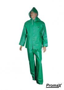 PVC Chemical Suit - Large
