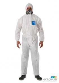 MICROGARD® 1500 Plus Coverall White - Medium