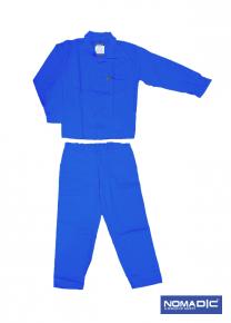 PC 65/35 190 GSM Twill Pants & Shirt - Petrol Blue