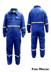 Fire Retardant Nomex III A -  Royal Blue