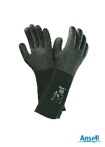 Snorkel® 04-412 PVC-Coated Gloves, Ansell