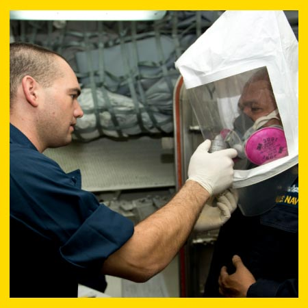 OSHA allowing all employers to suspend annual respirator fit testing