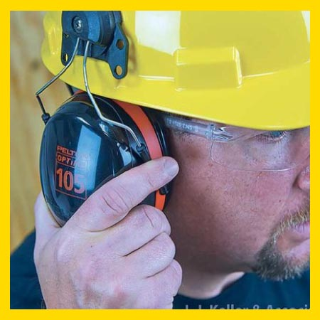 Study Finds More than One-Half of Workers Exposed to Noise do not Use Hearing Protection While on the Job